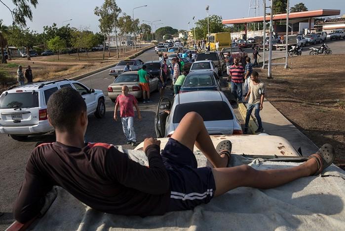 Венесуэла: среди отбросов и могил Маракайбо...