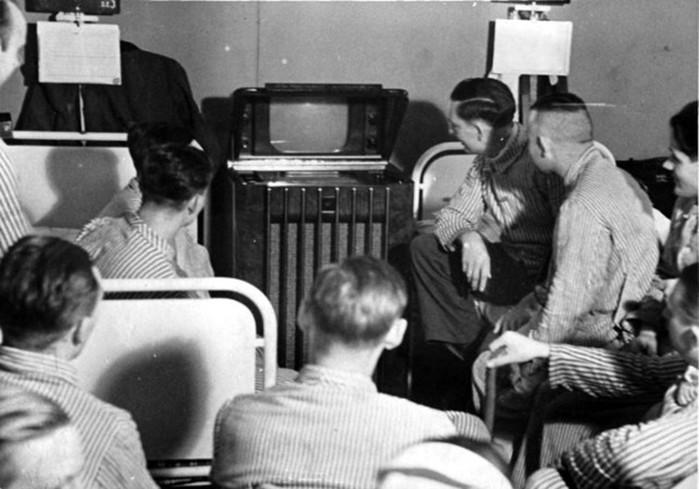 Первые в истории телепередачи, или Телевидение Третьего рейха