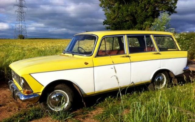 Британский школьный учитель собрал коллекцию автомобилей СССР