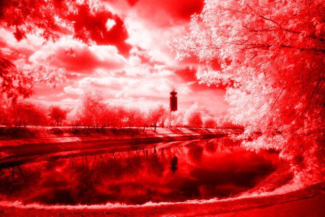 «Невидимый свет» фотографа Арсена Ревазова