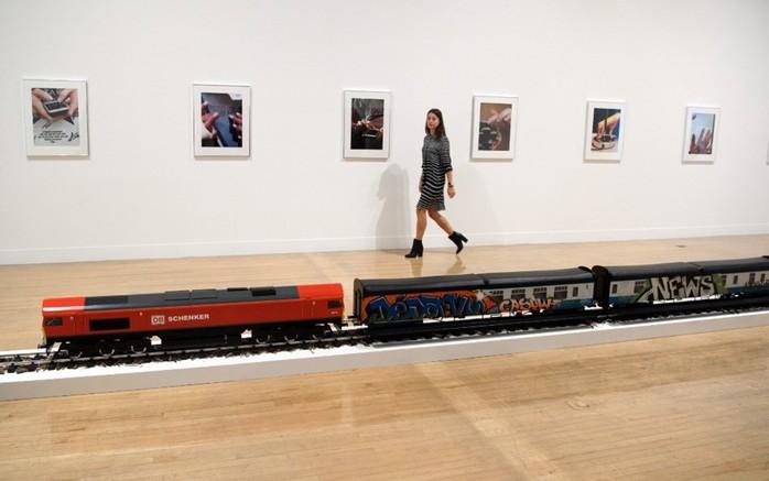 Современное искусство в Лондоне