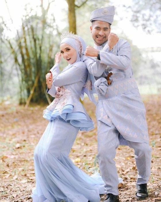 Традиційні весільні вбрання світу