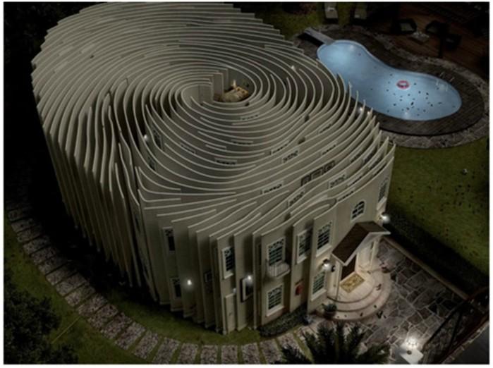 Рукотворные чудеса: здания, которые восхищают (видео)