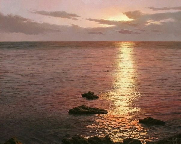 Морские Пейзажи Alfredo Navarro