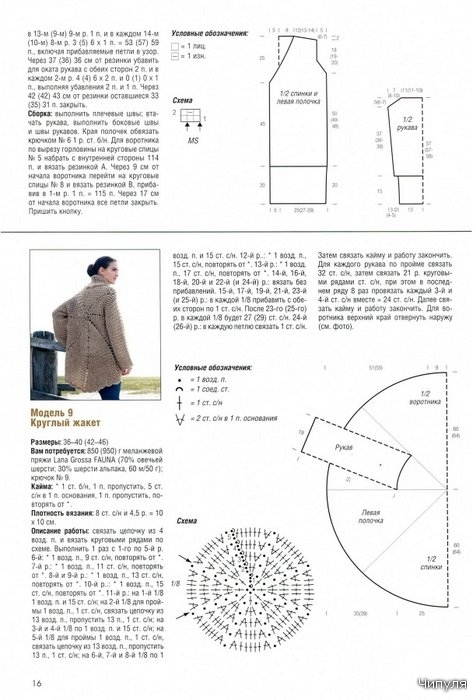 cardigan patterns: knitting magazine, free knitting