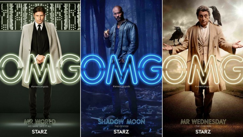Image result for fashion of american gods/shadow