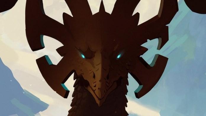 Das Dragon Prince Netflix Poster