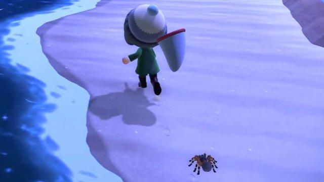 Animal Crossing, Bees, Wasps, Tarantulas, Scorpions, Creepy