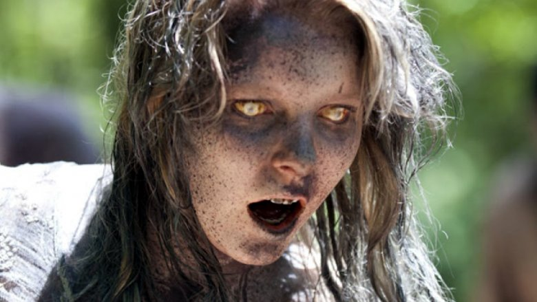 The Walking Dead will feature first nude zombie