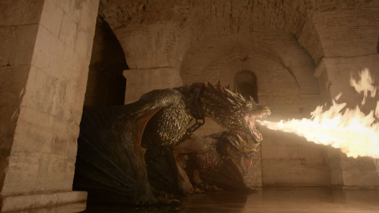 Game Thrones Dragon Riders
