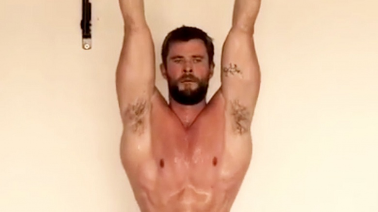 How Chris Hemsworth got ripped to play Thor
