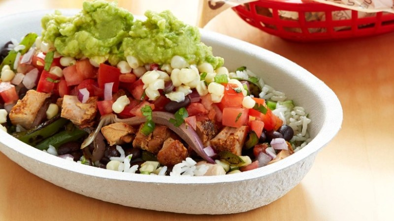 Bowls Used By Chipotle And Sweetgreen Contain 'Forever Chemicals'