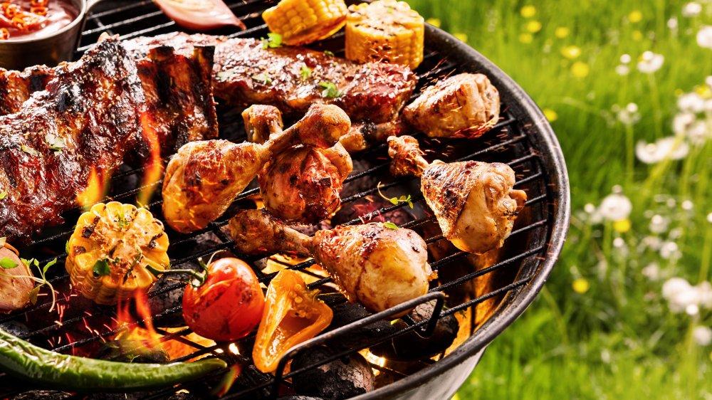 This is how long you should cook chicken on the grill