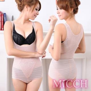 【MICCH】420丹彈力舒適機能防駝連身束衣(粉膚色) 搶先買/好物推薦 - fbb35ml41f - udn部落格