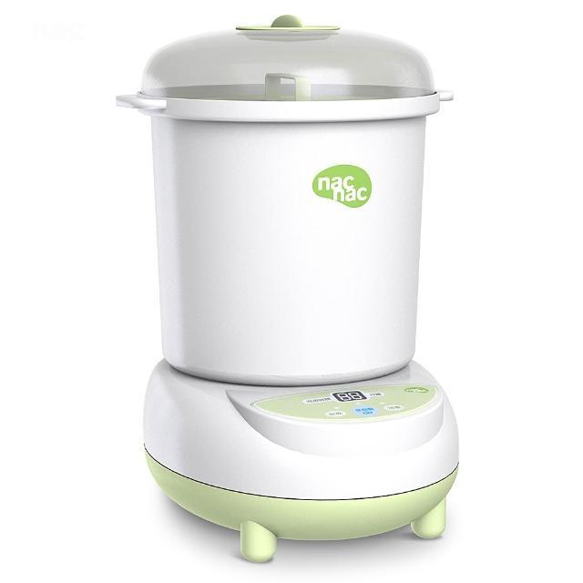 【nac nac】微電腦消毒烘乾鍋 UB0022(綠色)