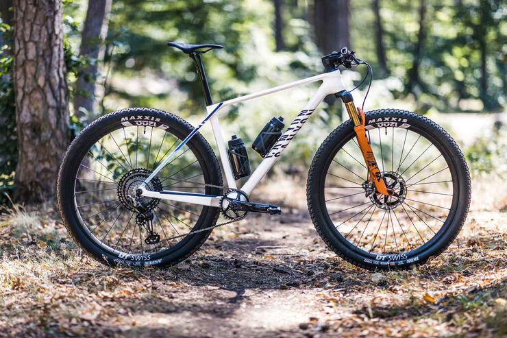 canyon exceed koblenzer racehardtail