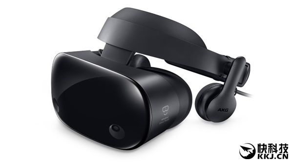 三星新款OLED头戴式VR