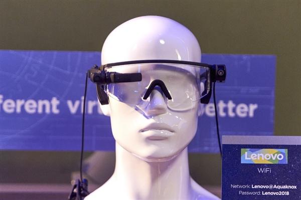 """高清电脑视频摄像头_【CES2018】LenovoVR头显/AR眼镜齐发:""""白日梦""""带你摆脱线缆!"""