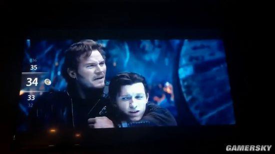 情侣看《复联3》约法三章:英雄死了你没哭请走回家