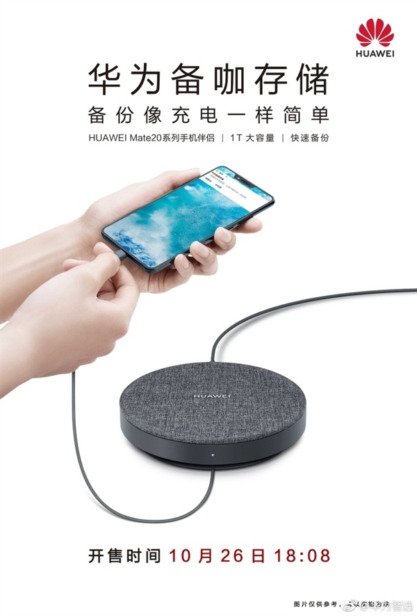 Huawei anuncia drive de 1TB para fazer backup do seu Mate 20 Pro 3