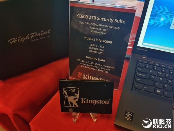 金士顿秀首款PCIe 4.0 SSD:首发Marvell主控、12nm工艺