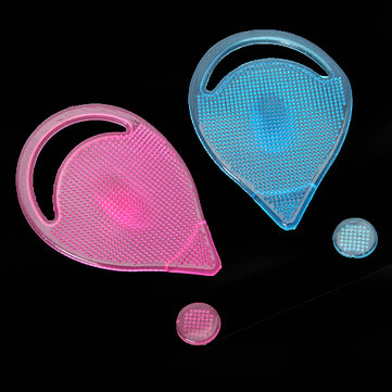 Silicon Soft Blackhead Remover Facial Cleansing Pad Brush
