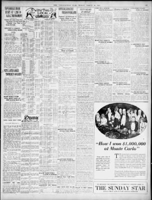 The Indianapolis Star From Indianapolis Indiana On March 23 1923