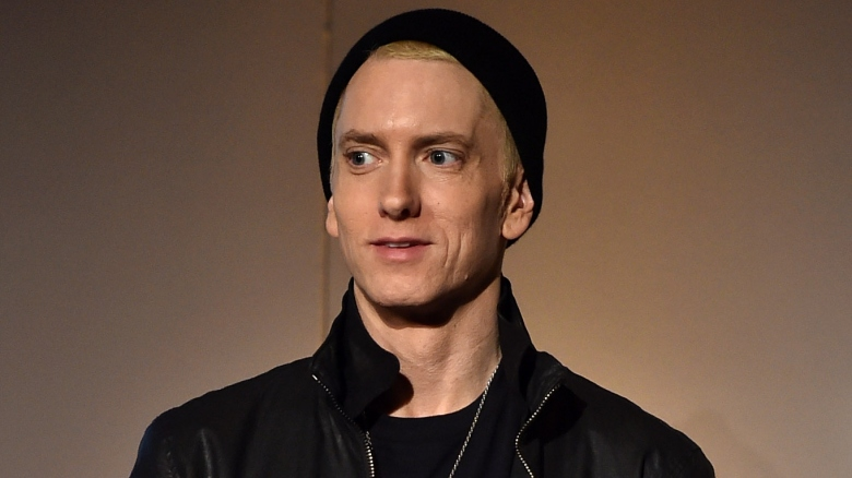Where is Eminem these days?