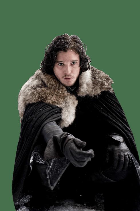 Game of Thrones Kit Harington on His Jon Snow Theories