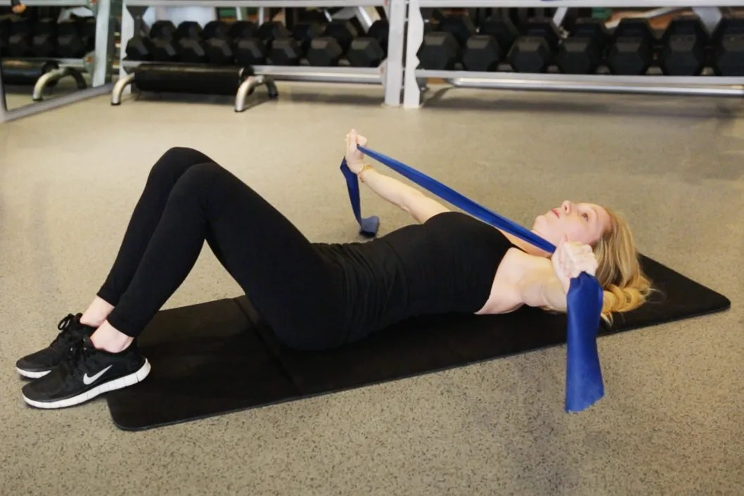3 Easy Exercises to Work Out Your Chest Muscles -- The Cut