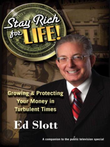 Image result for stay rich for life ed slott