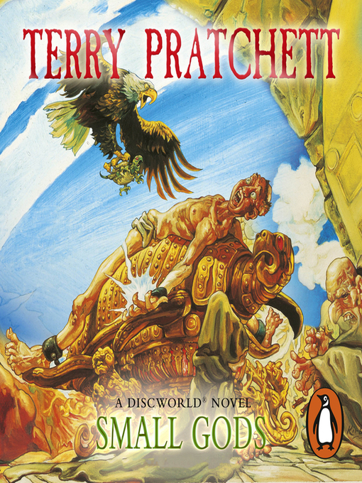 Small Gods Terry Pratchett : small, terry, pratchett, Small, Listening, Books, OverDrive