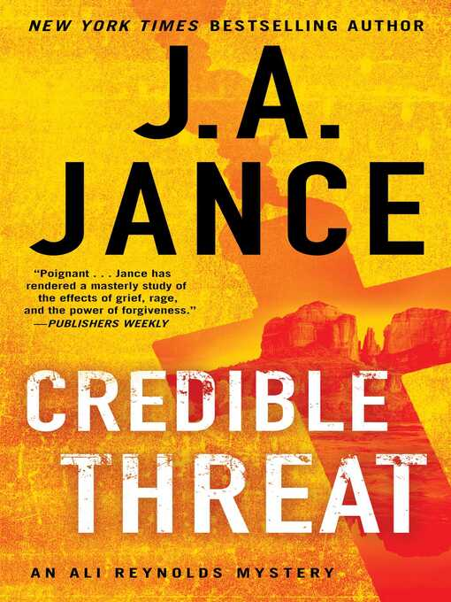 Credible Threat - Chicago Public Library - OverDrive