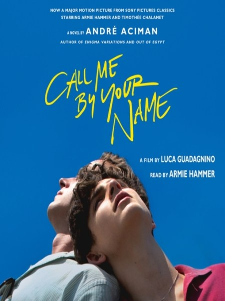 """call me by your name"""""""