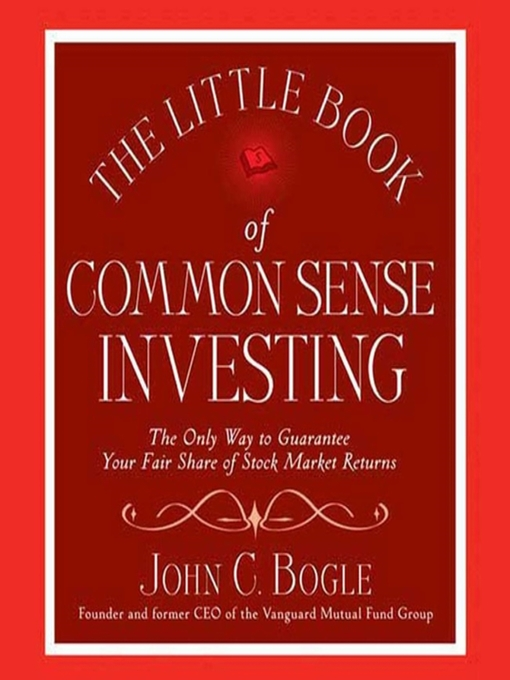 The Little Book of Common Sense Investing - Livebrary.com - OverDrive