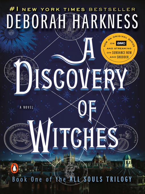 A Discovery Of Witches Streaming : discovery, witches, streaming, Discovery, Witches, Toronto, Public, Library, OverDrive