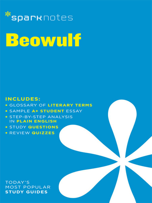 Beowulf SparkNotes Literature Guide  New York Public