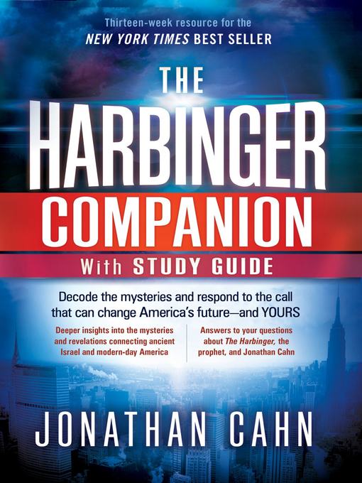 The Harbinger Companion With Study Guide - Livebrary.com - OverDrive