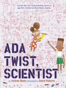 Cover of Ada Twist, Scientist