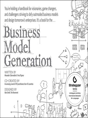 Business Model Generation By Alexander Osterwalder Overdrive Ebooks Audiobooks And Videos For Libraries And Schools