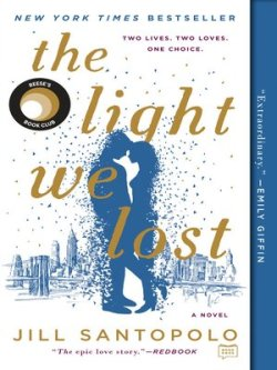 Image result for the light we lost