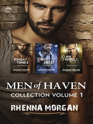 Cover Image Of Men Of Haven Collection Volume 1 Rough Wild