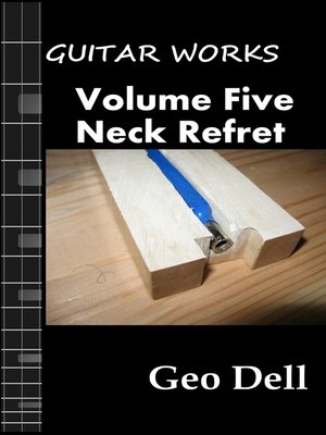 cover image of Guitar Works Volume Five