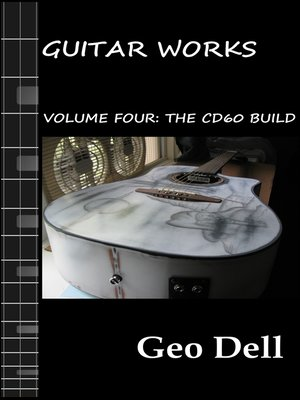 cover image of Guitar Works Volume Four