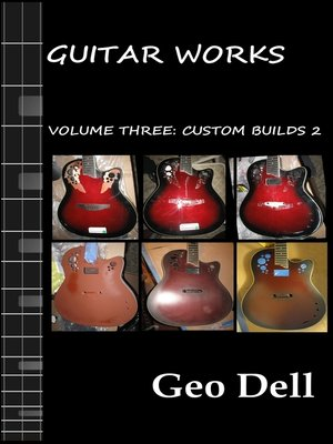 cover image of Guitar Works Volume Three