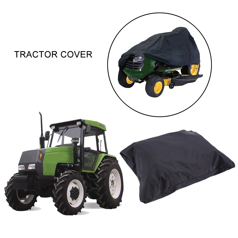 Heavy Duty Riding Mower Lawn Tractor Cover 54 Deck