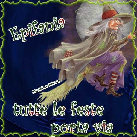 Epifania Tutte Le Feste Porta Via Musiclovesilence