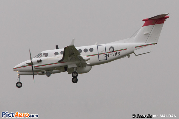 Beech 350ER KING AIR (Morocco - Air Force)