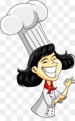Koki unduh gratis  Chef seragam Topi Royaltyfree