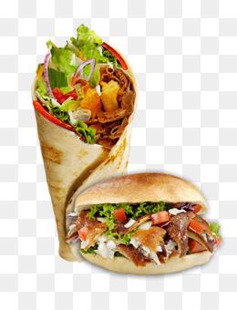 Kebab Turki Png : kebab, turki, Kebab,, Doner, Masakan, Turki, Gambar